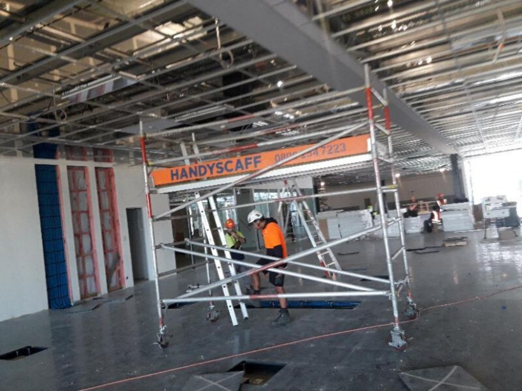 HandyScaff Mobile Scaffolding Towers
