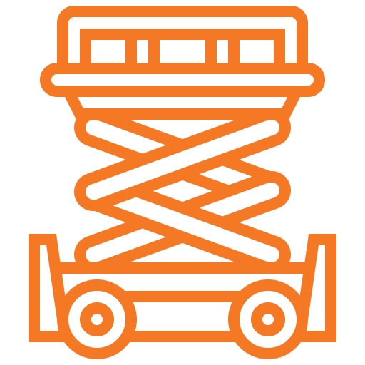 Scissor Lift Machine Hire Icon