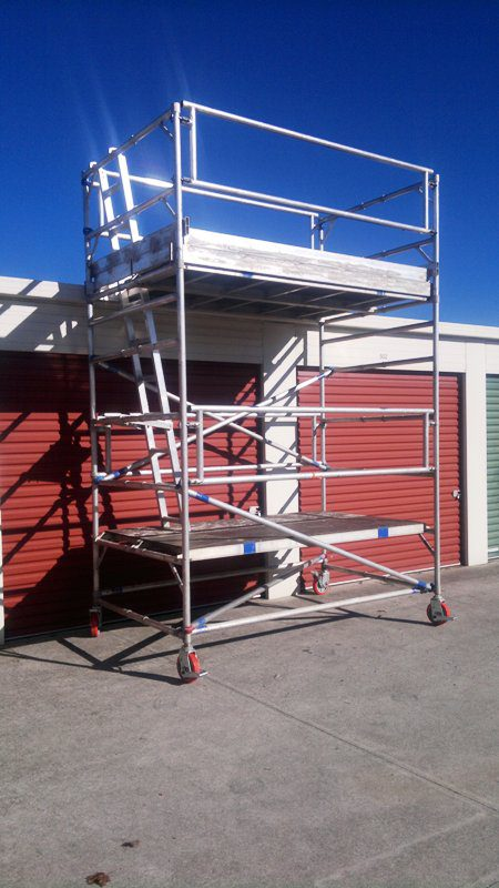 Handy Scaff Mobile Scaffold Tower