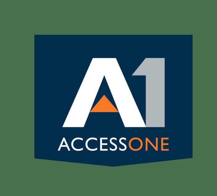 Access One Scaffolding Logo