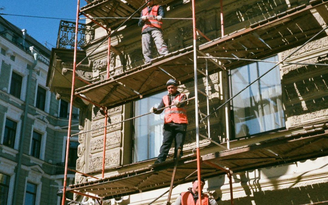 Scaffold Safety (Working at Heights)