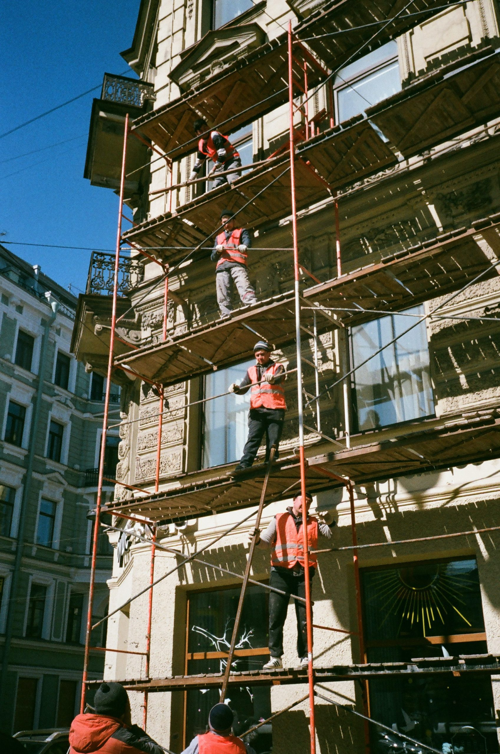 scaffolding services in NZ