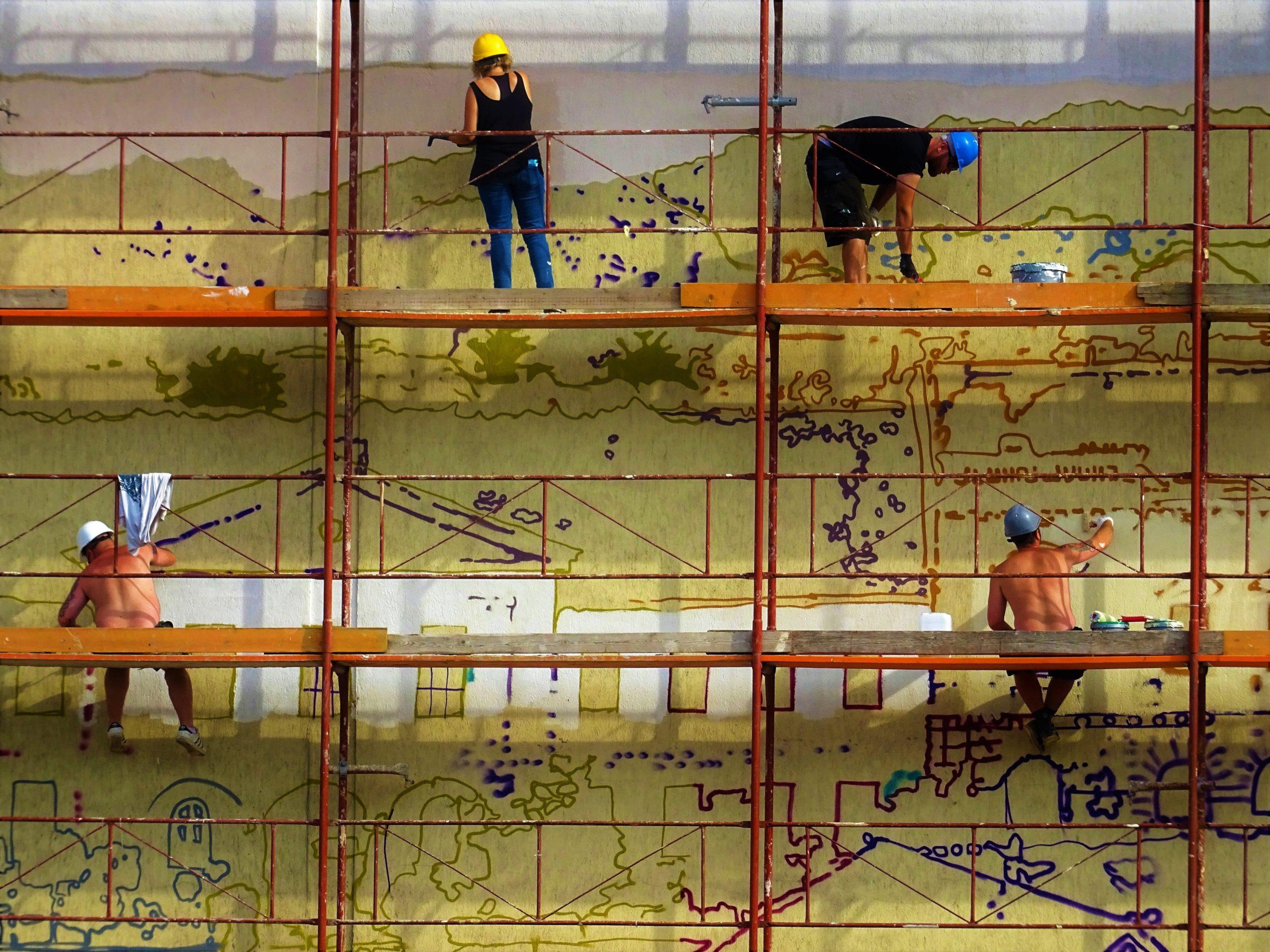 scaffolding companies in NZ